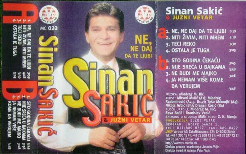 Uhapšen Sinan Sakić, krio drogu u gaćama