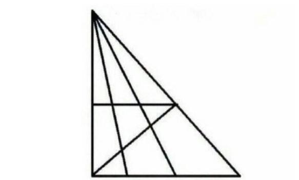 Da li možete pronaći 24 trougla?