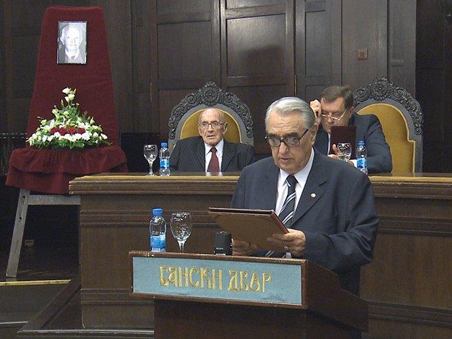 U Banjaluci održana komemoracija akedemiku Miloradu Ekmečiću