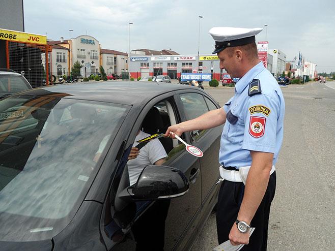 Trebinje i BL: Skoro 90 odsto vozača ne poštuje propise!