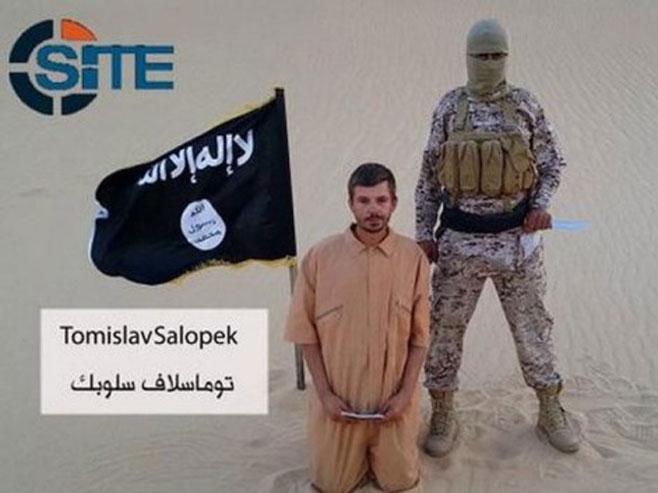 ISIS: Pogubili smo Salopeka