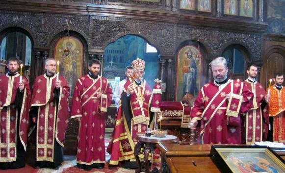 Parastos ubijenim Krajišnicima u Hramu Svete Trojice