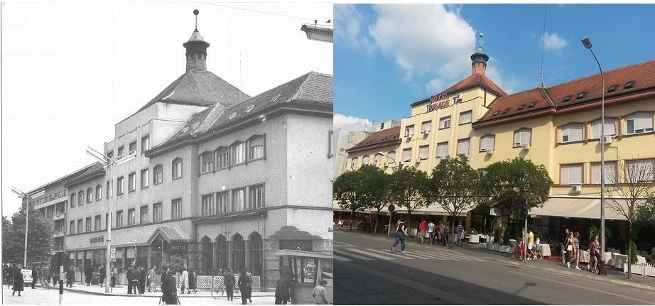 Banja Luka, nekad i sad: Uporedni foto-kolaž (FOTO)