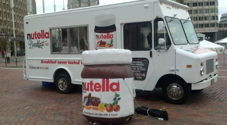 Policija ispred supermarketa uhvatila lopove s 29 kilograma Nutelle