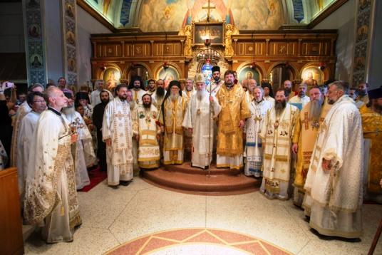 Kanonizacija Svetog Sevastijana Džeksonskog