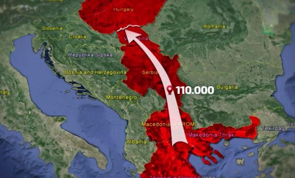Nova ruta izbjeglica je BiH, dolazak sve izvjesniji