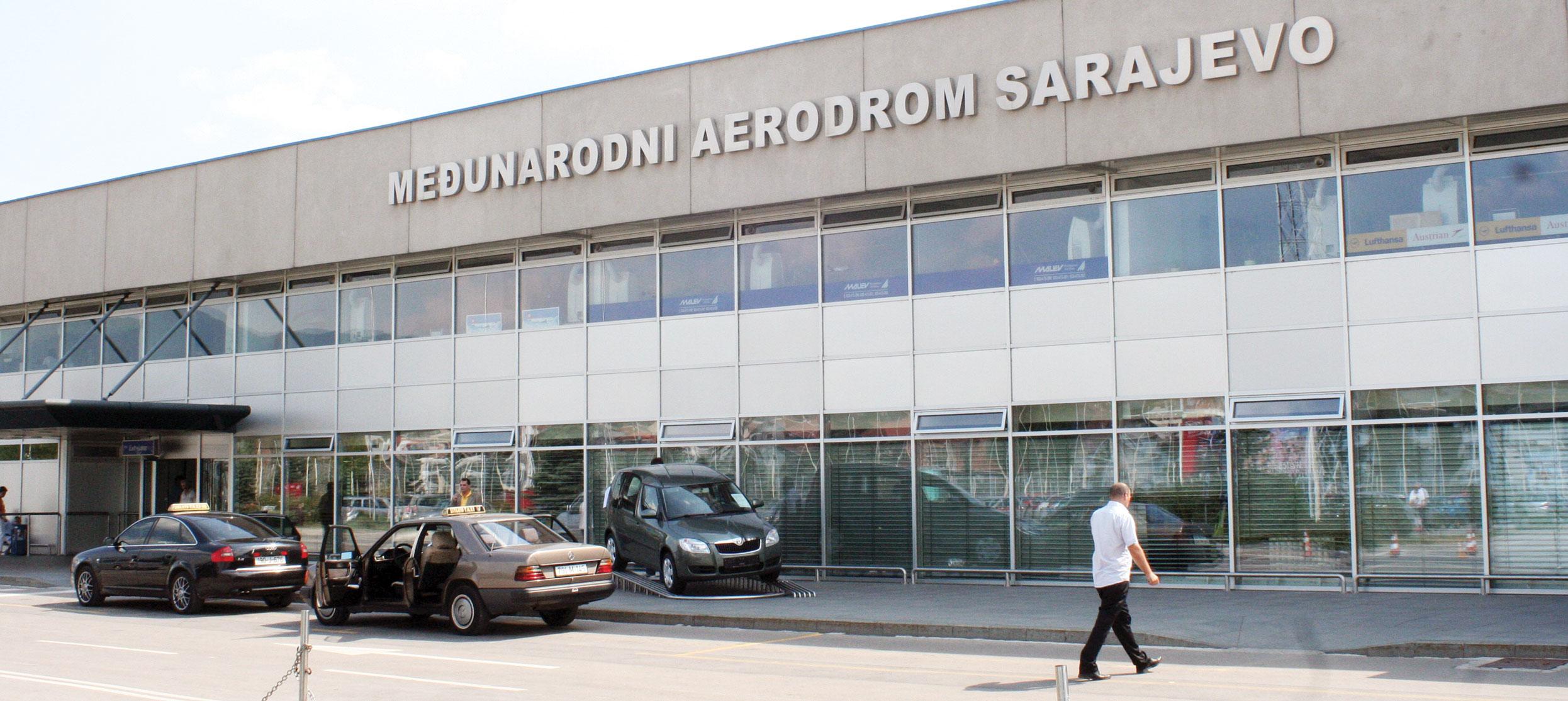 Incident na aerodromu: Bez posebnog tretmana za Dragana Čovića