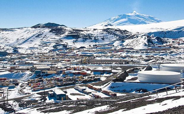 Šta rade naučnici na Južnom polu u dugim hladnim danima?