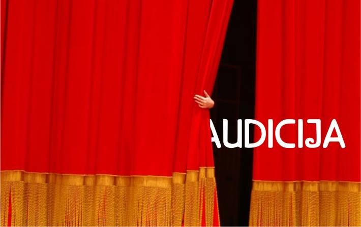 AUDICIJA: Laktaški dramski studio prima nove glumce