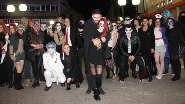 Noć vještica u Banjaluci: Večeras maskarada na Trgu Krajine