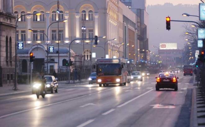 Saobraćaj: Novo skretanje u Srpsku ulicu kod Gradske uprave