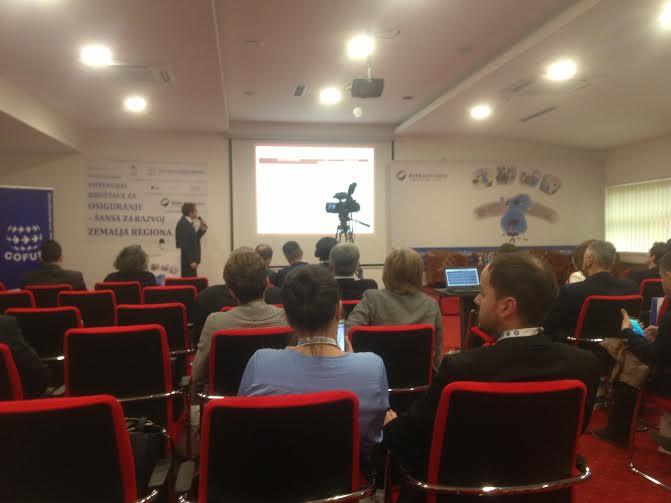 Konferencija u Banjaluci: Investicijski potencijal društava za osiguranje – šansa za razvoj zemalja regiona