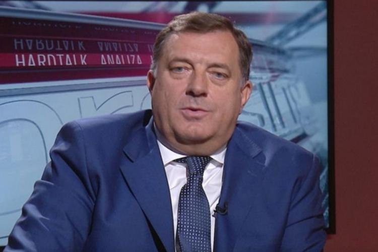 "Dodik: Bojim se samo ""fukara"""