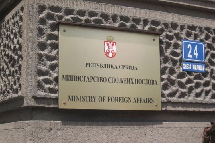 Ambasador Albanije odbio da primi protestnu notu: Ništa se nije desilo