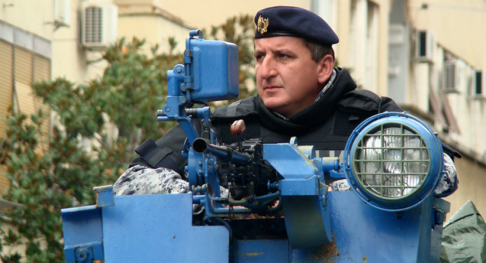 Haos u Podgorici: Policija razbila demonstracije i pohapsila viđenije demonstrante (VIDEO)