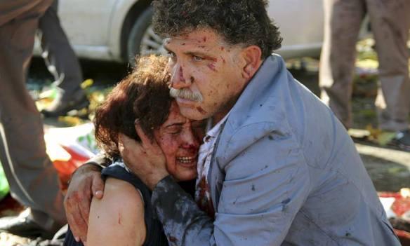 Teroristički napad u Turskoj, 30 osoba poginulo (VIDEO)