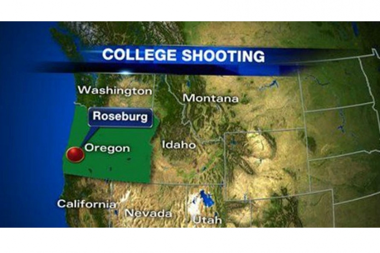 Novi masakr u SAD: Najmanje 15 mrtvih u pucnjavi na koledžu u Oregonu