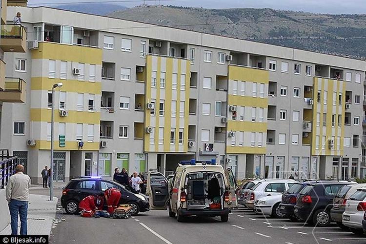 "Pucnjava u Mostaru, ubijen Božidar Cicmil, vlasnik firme ""Moj taxi"""