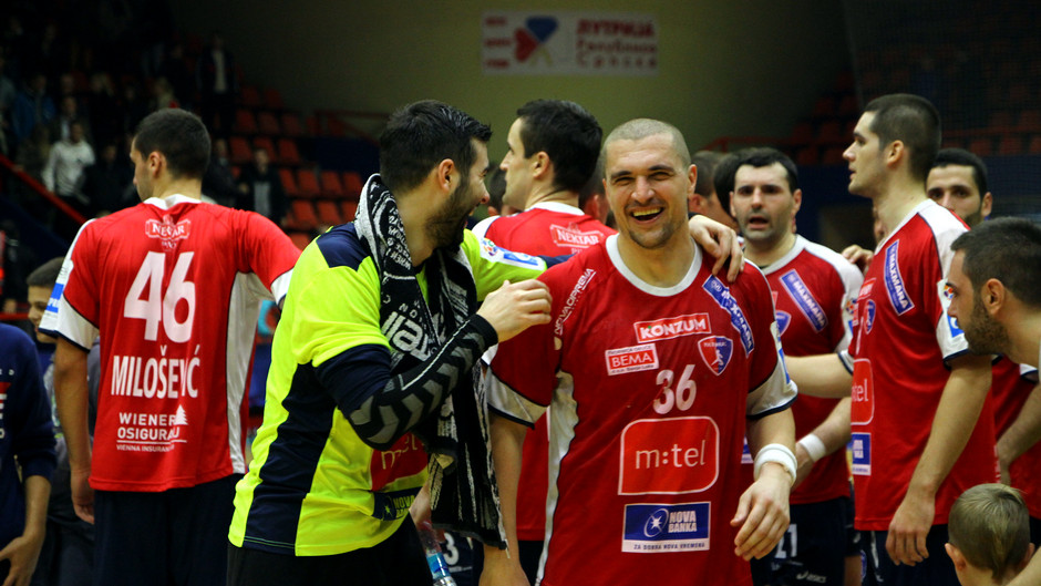 KUP EHF: Borac m:tel opet na Holanđane!