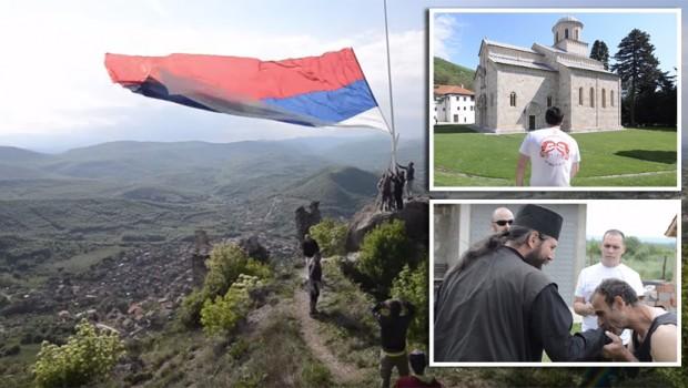 Beogradski bend THCF napravio pjesmu o Kosovu