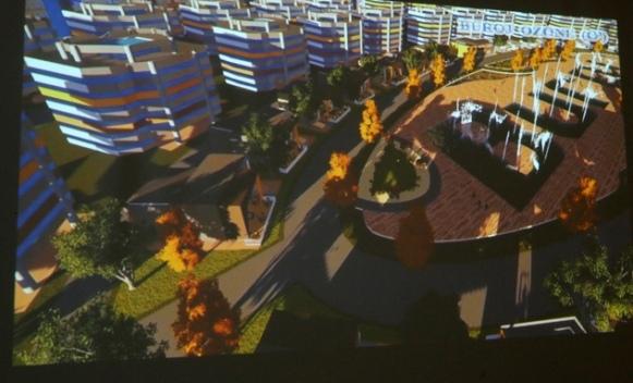 Predstavljen super-grad koji će graditi Arapi (VIDEO)