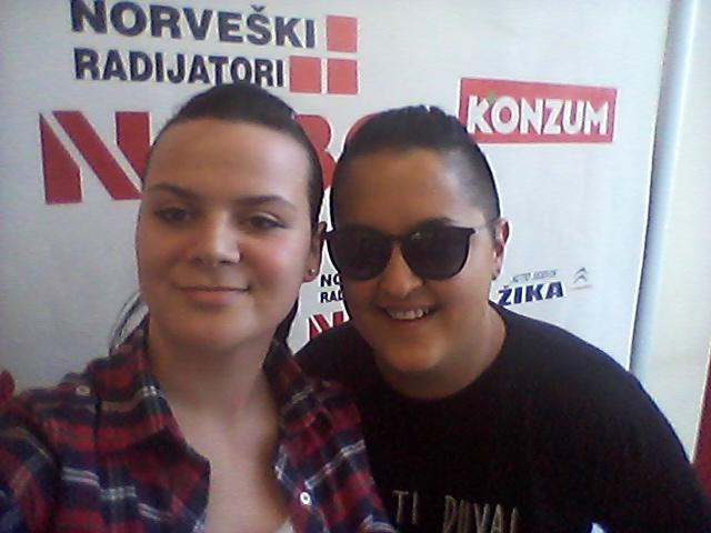 Kako je bilo na druženju sa Marijom Šerifović (FOTO)