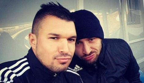 Partizan gori a Bugari se češljaju