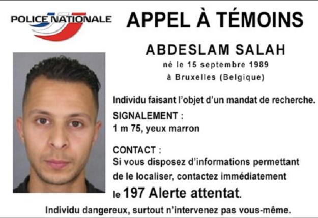 Traži ga cijeli svijet: Ovo je lice terorista koji je ubijao nevine u Parizu