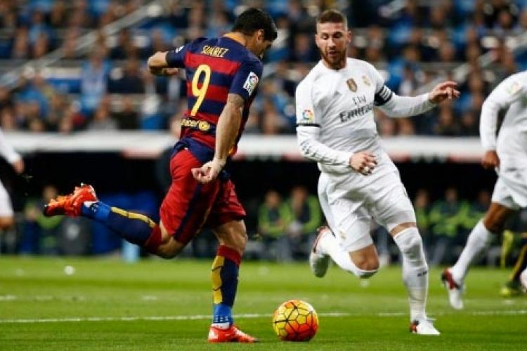 Barselona zgazila Real u Madridu