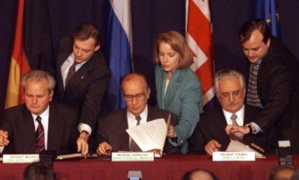 Dvadeset godina Dejtonskog mirovnog sporazuma