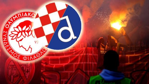 Atina: Paklen doček za navijače Dinama, uhapšeni i Zvezdaši iz Srpske?