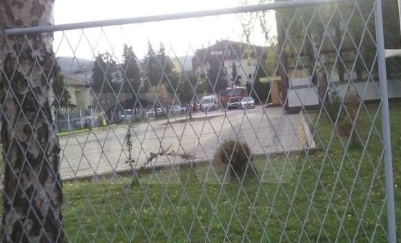 Drama zbog lažne dojave o bombi u banjalučkoj osnovnoj školi