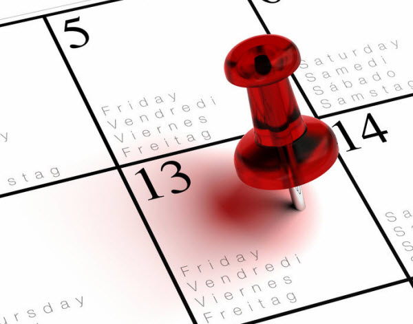 Zašto je petak 13. upamćen kao loš dan i u IT svijetu?