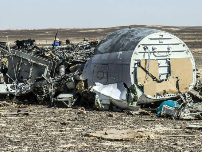 Eksplozija u ruskom avionu dogodila se poslije 24 minuta leta