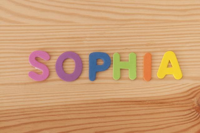 Najpopularnije ime na svijetu je Sofija