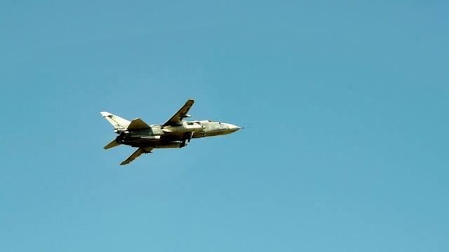Sirija: Oboren ruski avion!