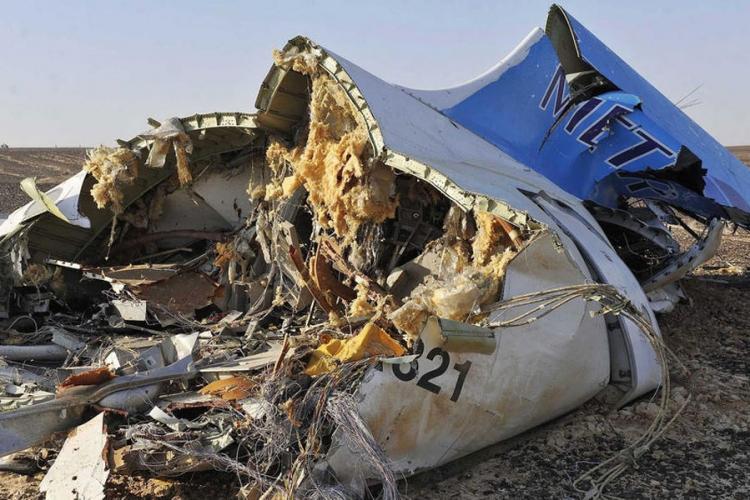 Novi detalji nesreće: Ruski avion se raspao u vazduhu (FOTO, VIDEO)