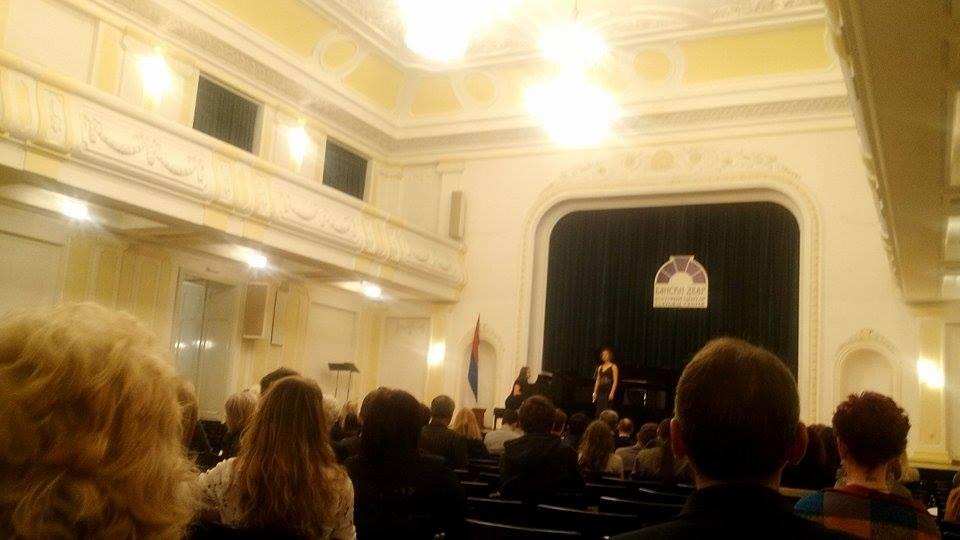 Održan koncert studenata i profesora Akademije umjetnosti Univerziteta u Banjoj Luci