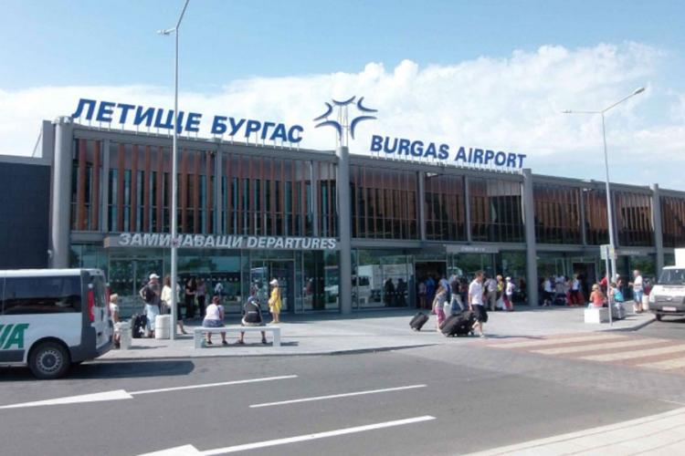 Zbog prijetnje bombom avion prinudno sletio u Burgas