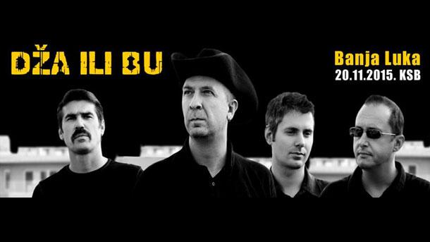 Banjaluka: Odgođen koncert Dža ili Bu
