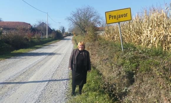 Hrvatska ministarka ruga se Prnjavoru