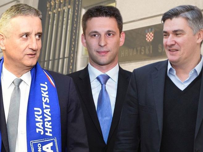 "Hrvatska: Koalicija ""Most"" drži ključ za formiranje vlade"