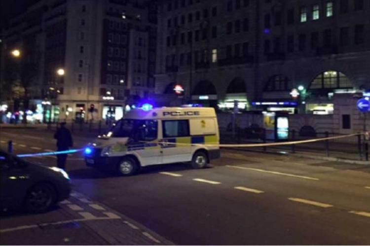 Kontrolisana eksplozija na stanici metroa u Londonu