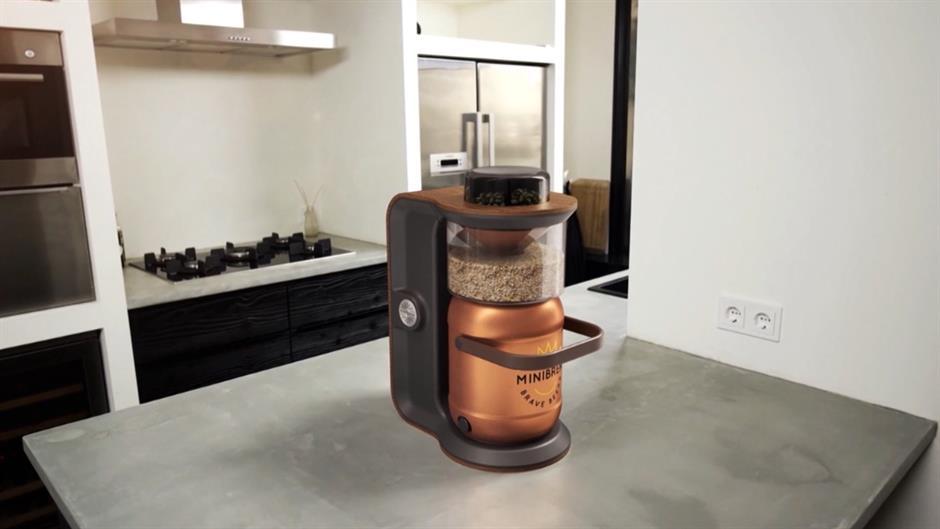 Minibrew- pomoću ovog uređaja možete sami napraviti pivo