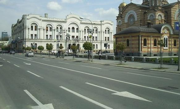 Privremena obustava saobraćaja u Banjaluci