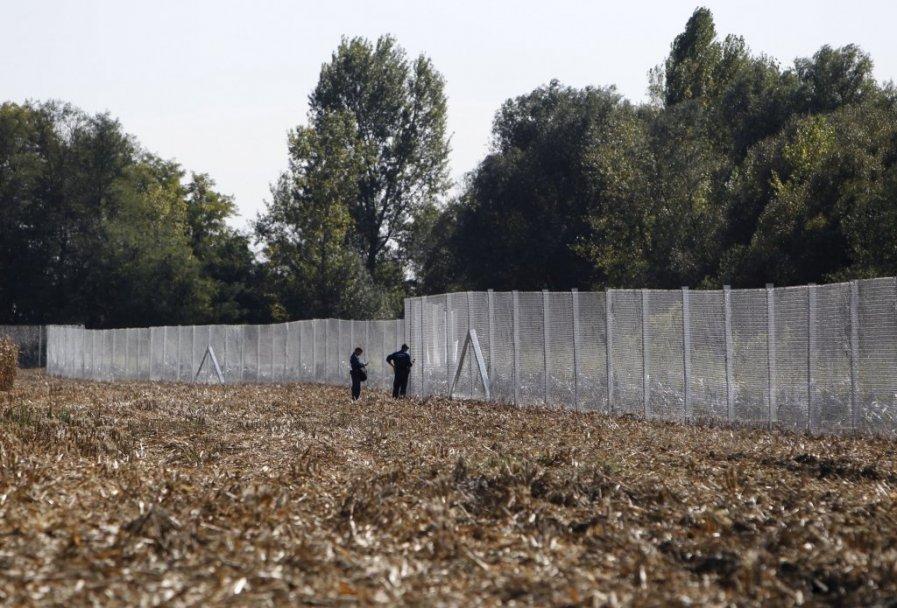 Slovenija se žicom ograđuje od Hrvatske