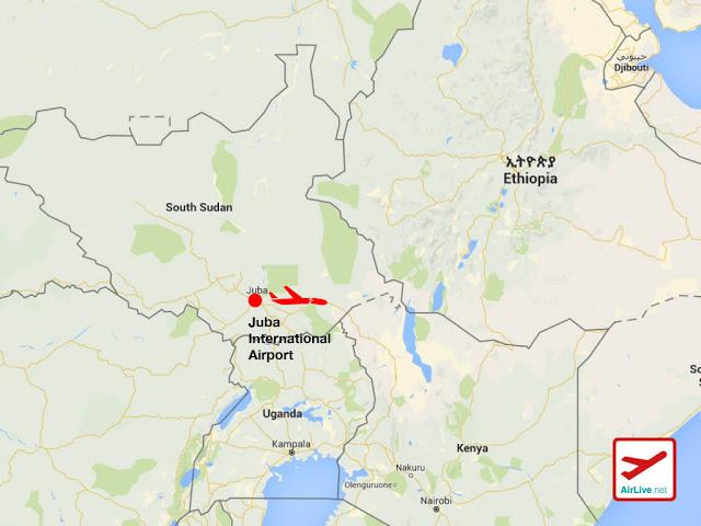 Novi pad ruskog aviona, ovog puta u Južnom Sudanu, najmanje 40 mrtvih