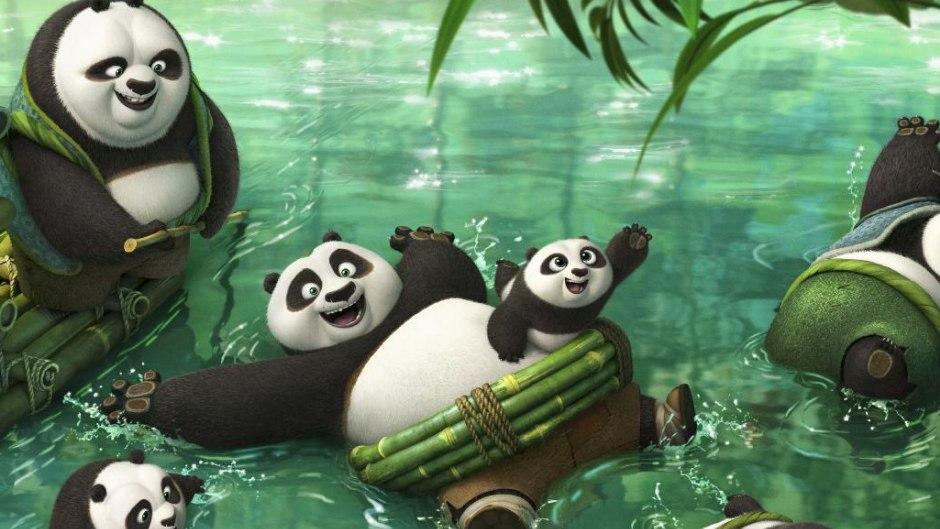 """Pogledajte novog """"Kung fu pandu""""!"""