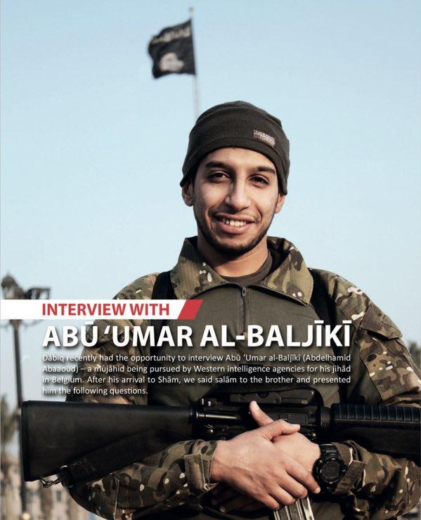 Terorista dao intervju: Alah me poslao u Evropu!