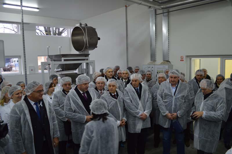 Svečano otvorena industrijska pekara Žitoprodukt